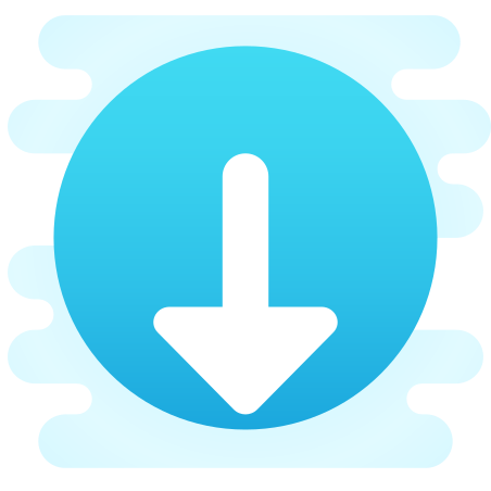 Logout Rounded Down icon