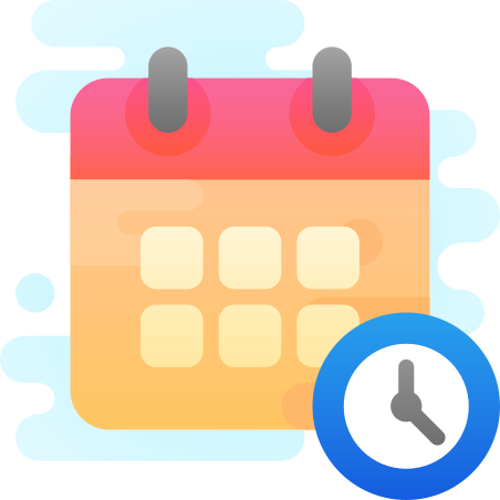 Schedule icon in Cute Clipart