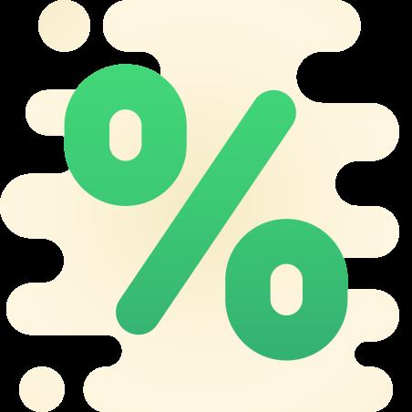 백분율 icon