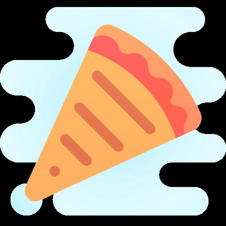 Quesadilla icon in Cute Clipart