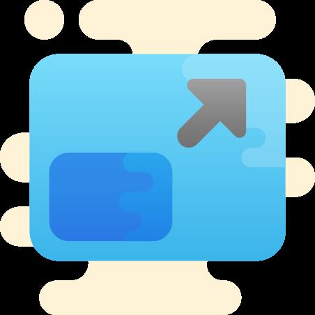 Toggle Full Screen icon