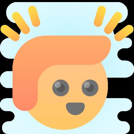 승자 icon in Cute Clipart