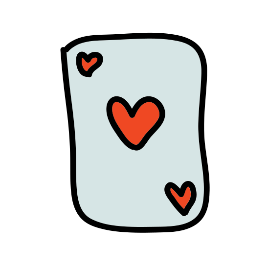 3 of Hearts icon