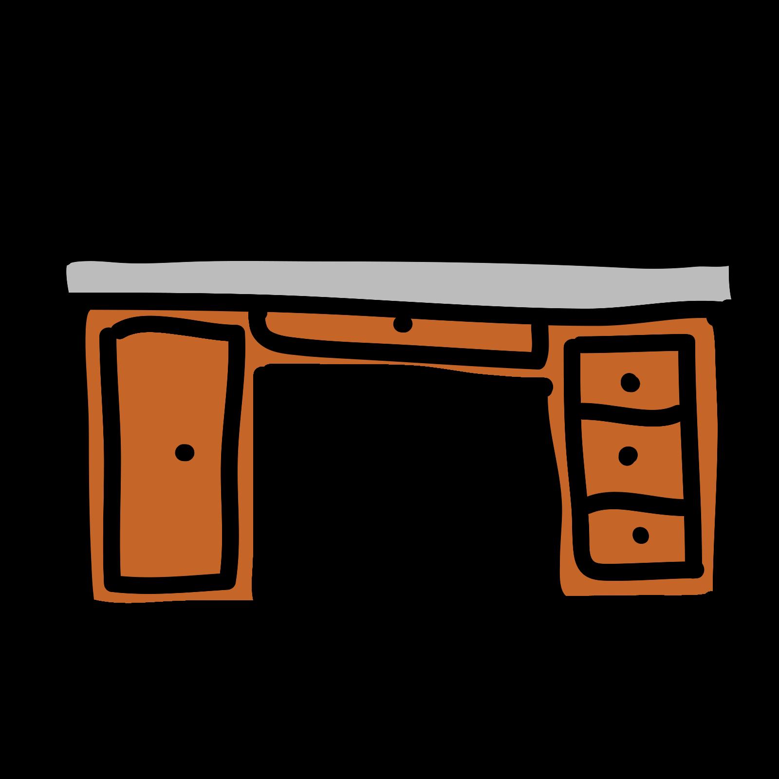 Biurko icon