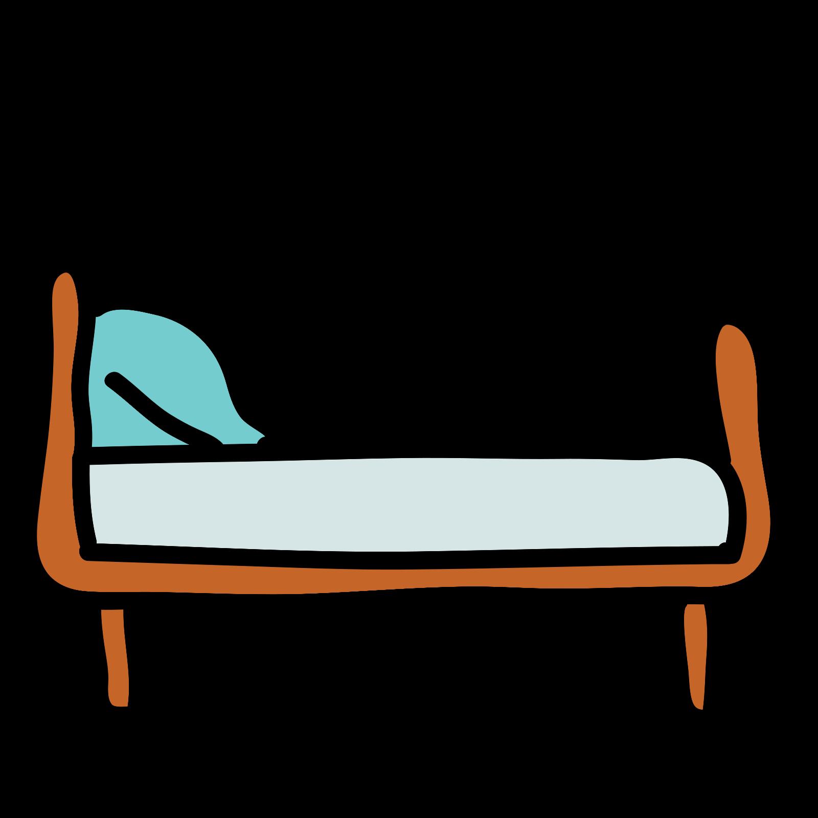 Puste łóżko icon