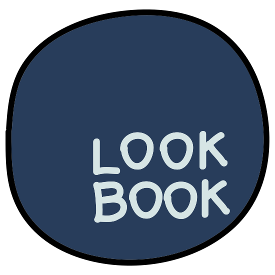 Look Book icon