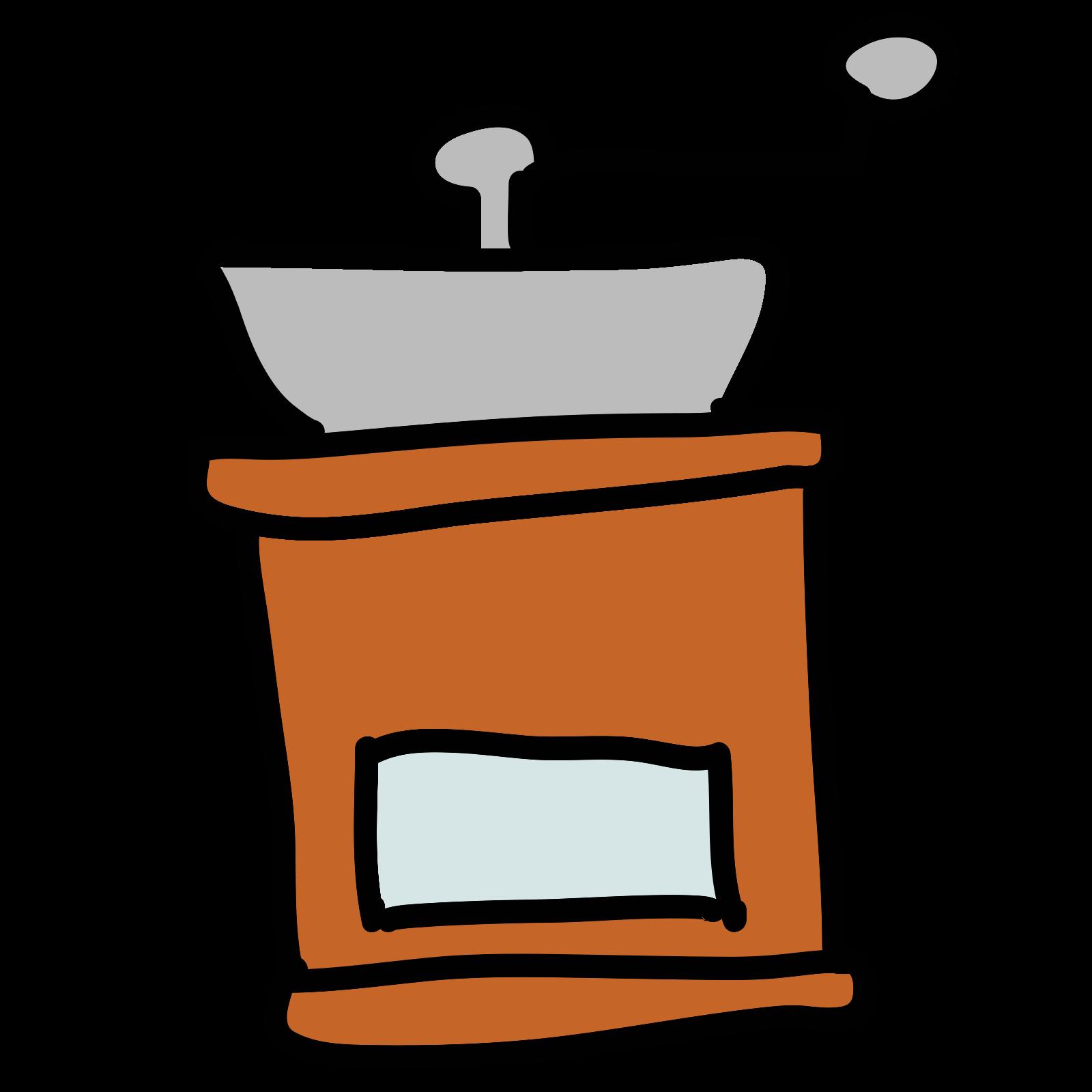 Pepper grinder icon