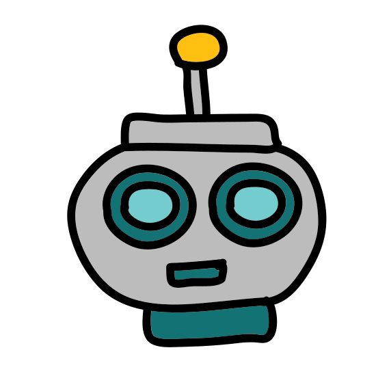 Robotic icon