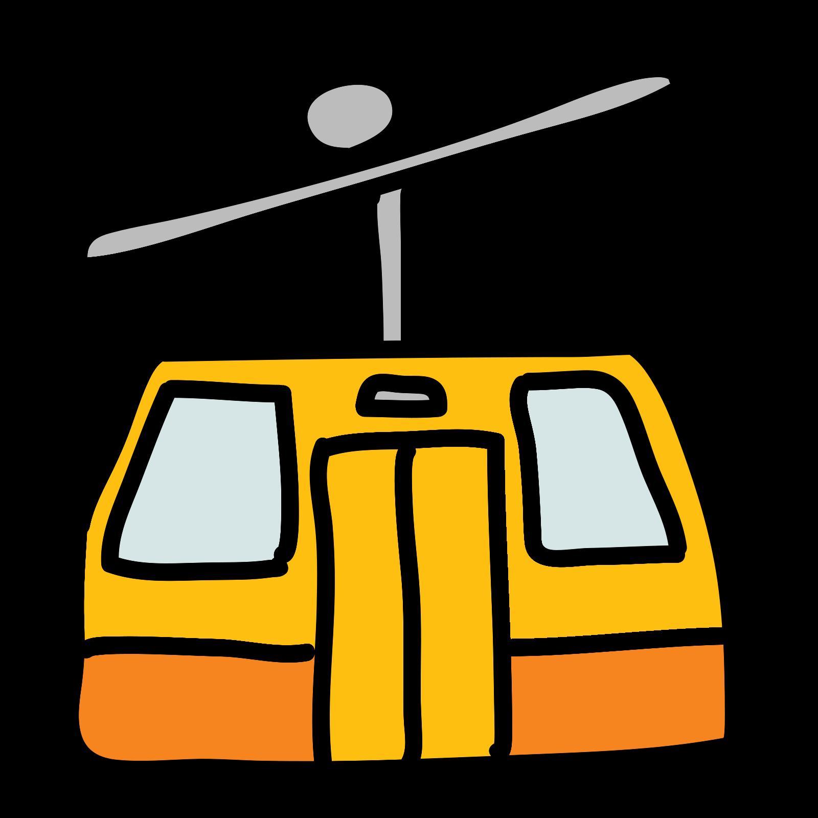Winda narciarska icon