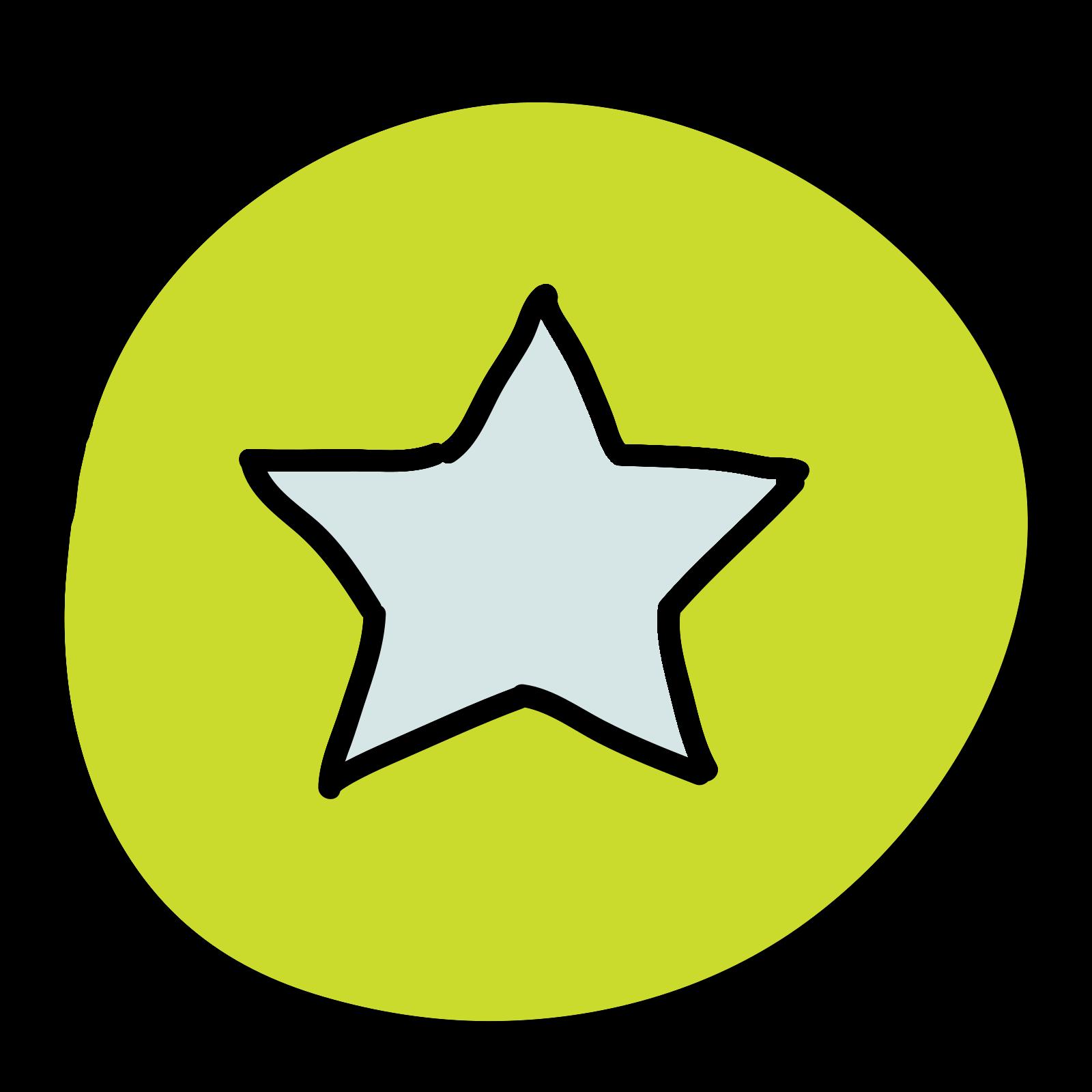 Logo gwiazdy icon