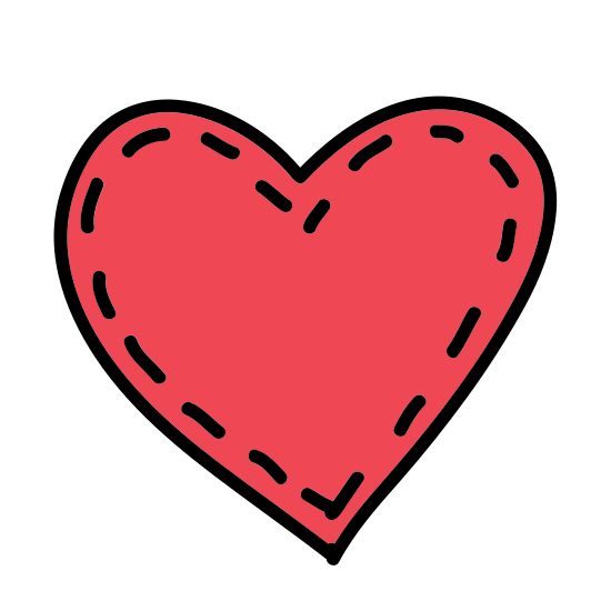 17332 0 72975 Stitched Heart Clothing icon