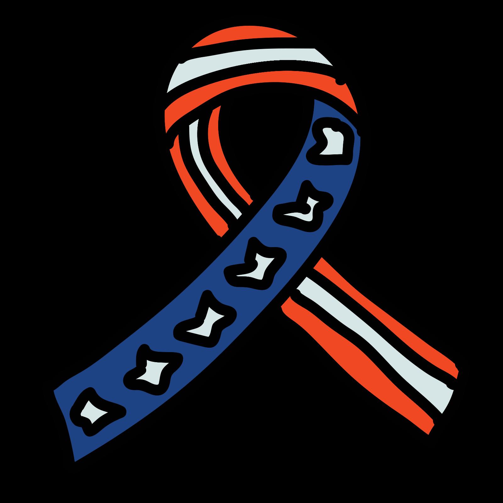 USA Ribbon icon