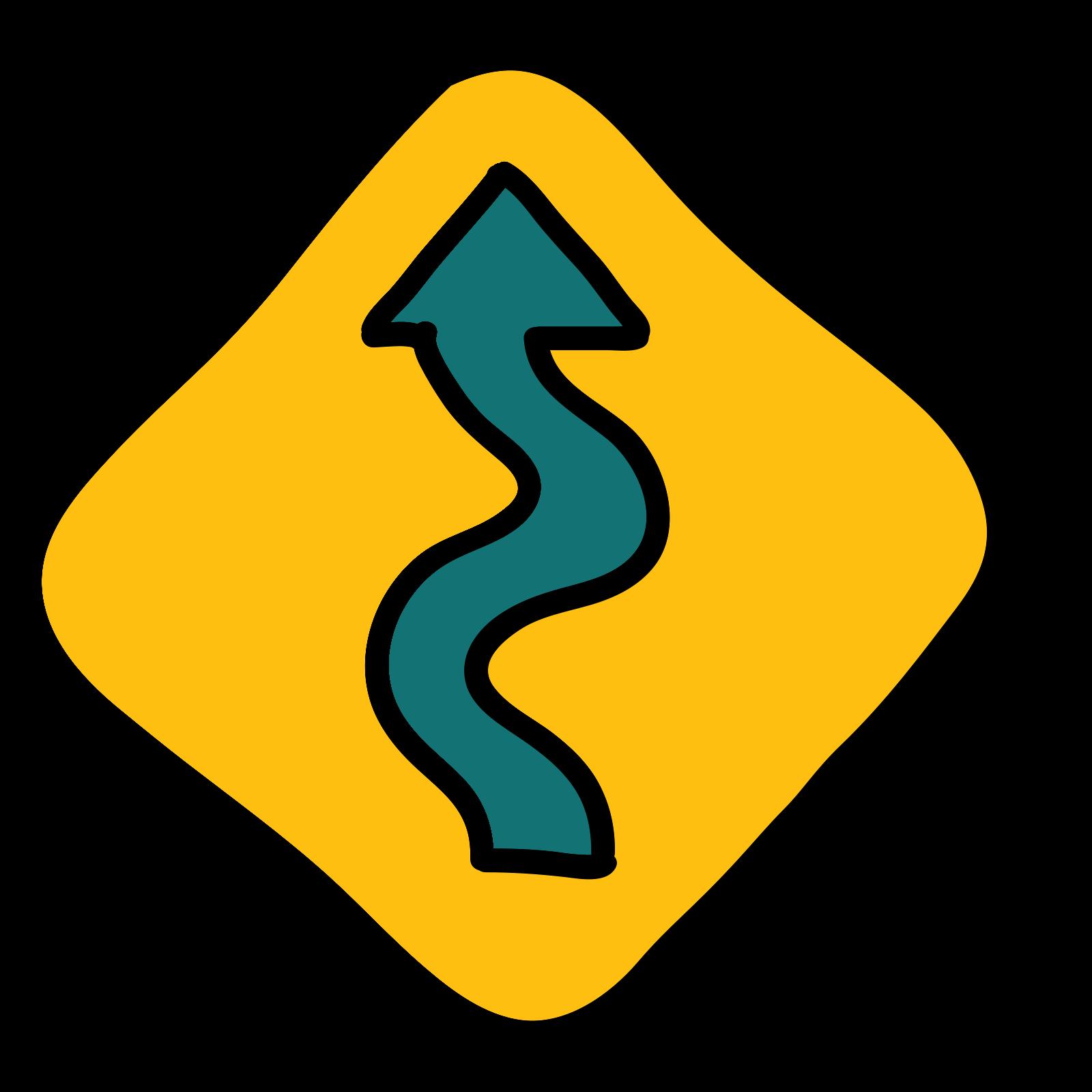 Wavy Road icon