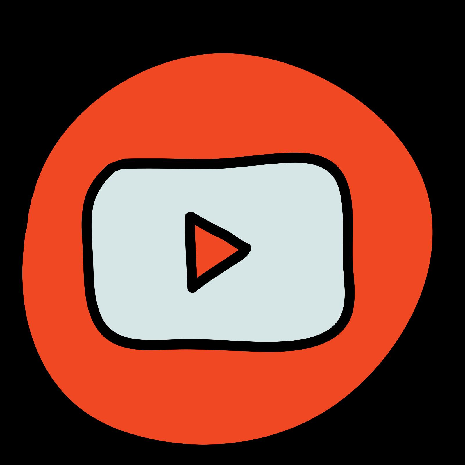 Odtwarzanie w portalu YouTube icon