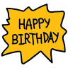 1614 0 72170 Birthday Time and Date Holidays icon