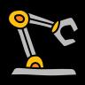 robot -v2 icon