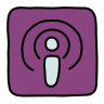 Podcasts icon