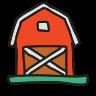 Housebarn icon
