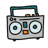 Ghetto Blaster icon