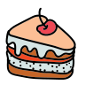 Gâteau icon