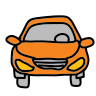 Car Silhouette icon