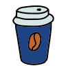 Travel Coffee Mug icon