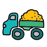 Heavy Goods Vehicle icon