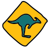 Crossing Kangaroos icon