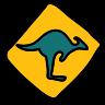 Kängurus überqueren icon