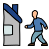 Enter House icon