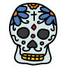 day of-the-dead icon