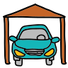 Car Garage icon