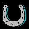 Ferro di cavallo icon