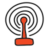 Internet Antenne icon
