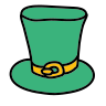 Leprechaun Hat icon