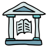 Library Building icon