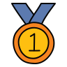 Medal First Place icon
