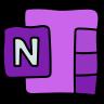 Microsoft Onenote 2019 icon