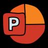 Microsoft PowerPoint 2019 icon