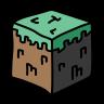 Minecraft Grass Cube icon