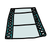Nouveau film Film Strip icon