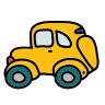 Old Car icon