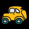 Altes Auto icon