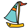 Sailing Ship icon