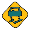 Slippery Road icon