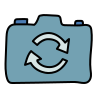 switch camera icon