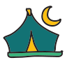 Tente icon