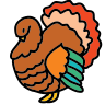 Turkeycock icon