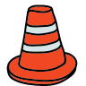 Traffic Cone Player icon