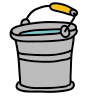 Waterbucket icon